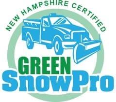 Green SnowPro logo