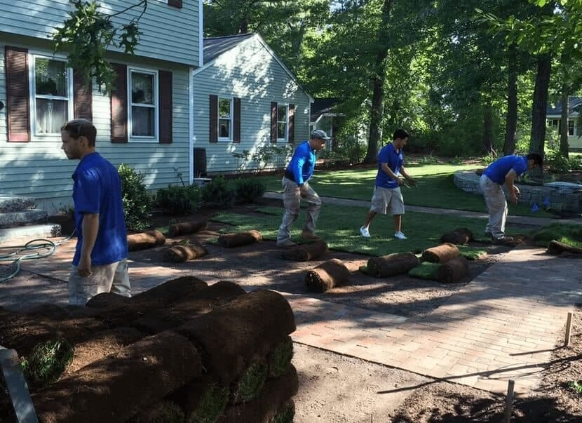 Best Southern new hampshire landscapers